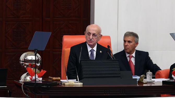 AK Parti'nin meclis başkanlığı için adayı belli oldu