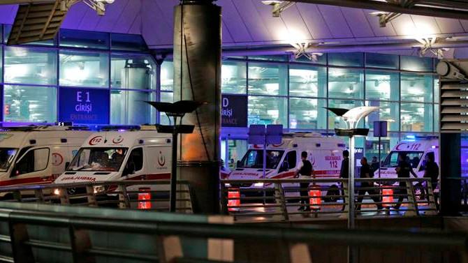 DEAŞ'ın Atatürk Havalimanı saldırısı davası başladı