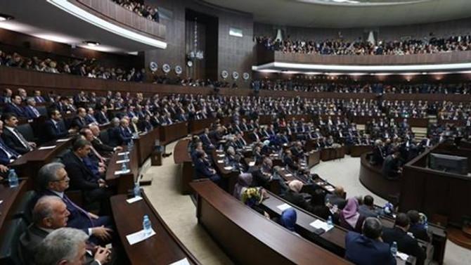 AK Parti Grubu'nda yarın seçim yapılacak