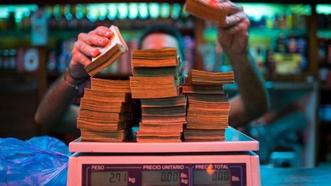 S&P, Venezuela'nın notunu seçilmiş temerrüt seviyesine indirdi