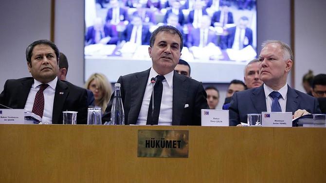 Çelik: Türkiye Gümrük Birliğinin güncellenmesine hazır