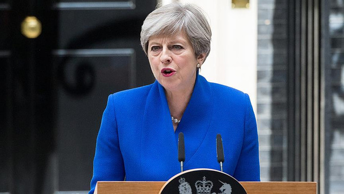 İngiltere Başbakanı May'den Rusya'ya mesaj