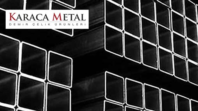 Karaca Metal Türkiye'nin Öncü Demir Çelik Firması