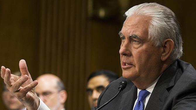 Tillerson, Myanmarlı yetkililerle görüşecek