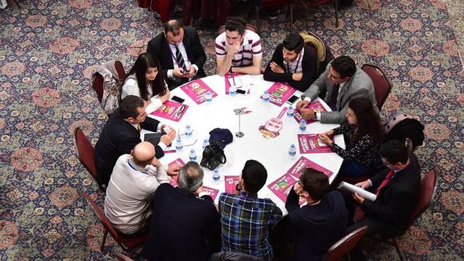 G3 Forum bin 500 girişimciyi iş dünyası ile buluşturdu