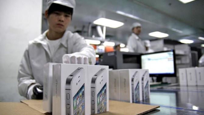 Apple'ın tedarikçisi Foxconn'un kârı yüzde 39 azaldı