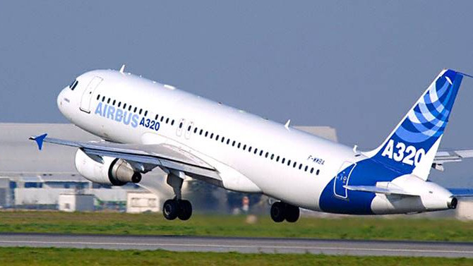 Airbus'tan, 50 milyar dolarlık uçak satışı