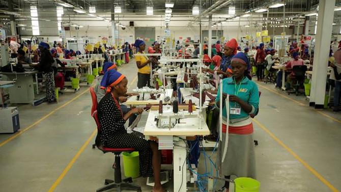 Tekstil yarışına Afrika'dan yeni bir oyuncu katılıyor