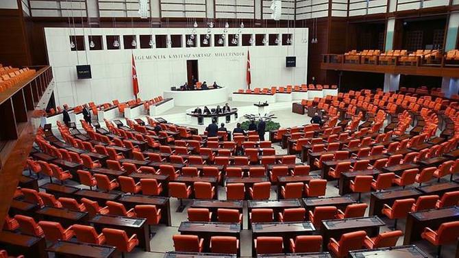121 vekilin dokunulmazlık dosyaları Meclis Başkanlığında