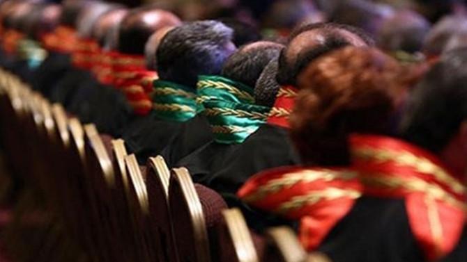 5 bin 550 hakim ve savcı atanacak