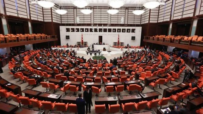 CHP'nin önergesi Meclis'te reddedildi