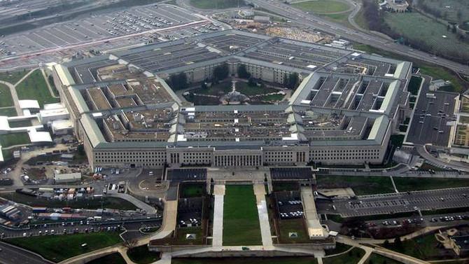 Pentagon'dan PYD'ye verilen silahlarla ilgili açıklama