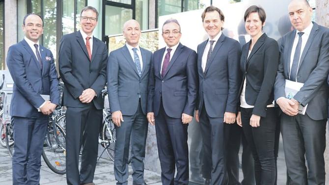 Alman Kalkınma Bankası KfW'den KGF'ye işbirliği teklifi