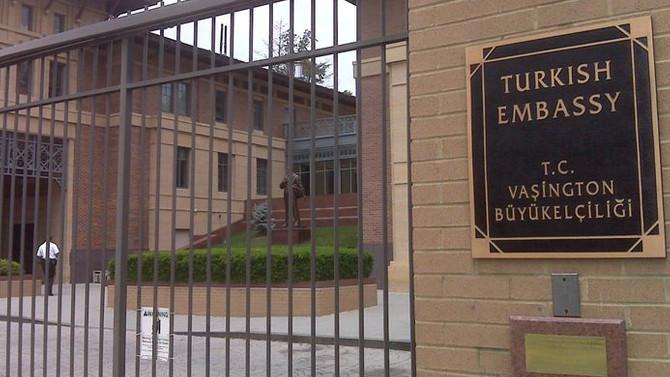 Washington Büyükelçiliği: ABD'ye güvence verilmedi