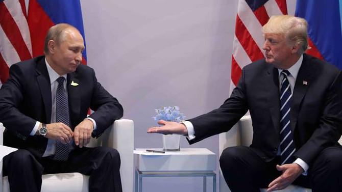 Putin'den Trump'a taziye mesajı