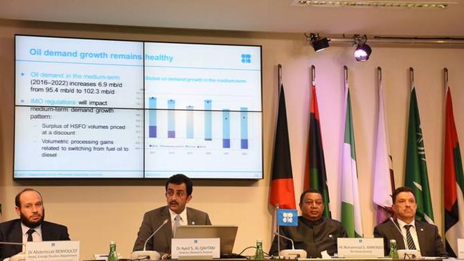 OPEC Dünya Petrol Görünümü Raporu açıklandı
