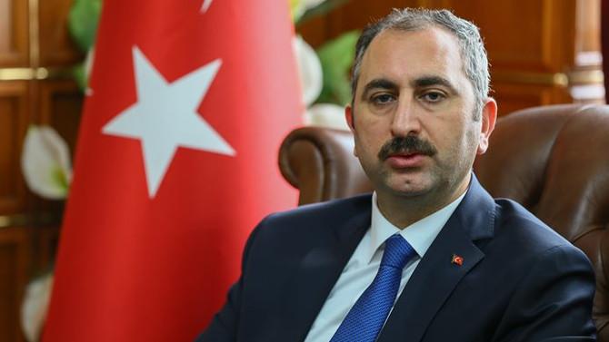 Adalet Bakanı, ABD'li mevkidaşı ile görüştü