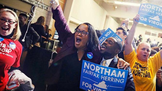 ABD seçimlerinde zafer Demokratların oldu
