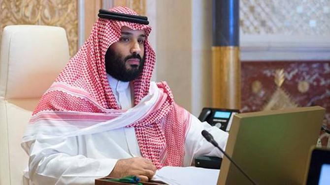 Arabistan'da dondurulan hesap sayısı bin 600'ü geçti