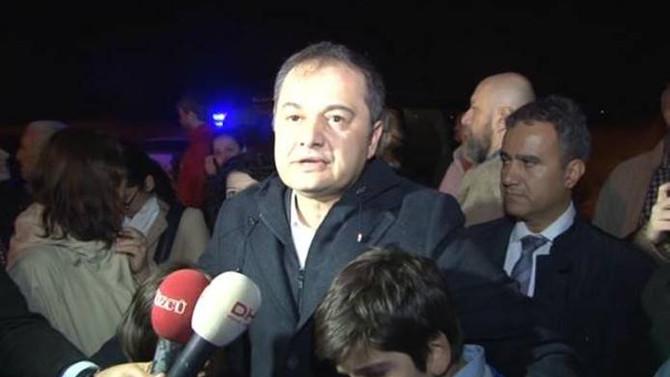 Sözcü muhabiri Gökmen Ulu cezaevinden çıktı