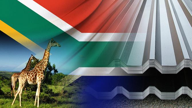 Güney Afrikalı ithalatçı çatı levhaları talep etmektedir