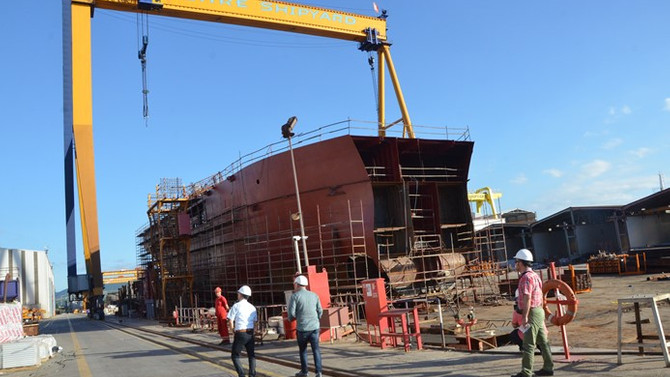 Gemi yan sanayisinde üreticiye sertifikasyon desteği verilmeli