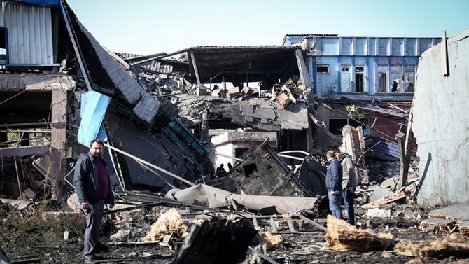 Bursa'daki patlamadan sonra fabrika sahibi tutuklandı