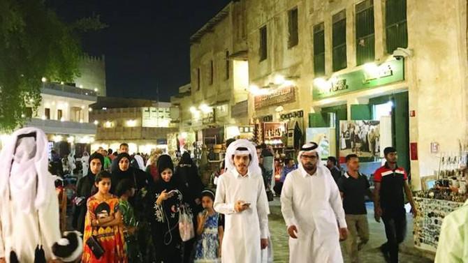 Katar'da Danışma Meclisi'nde bir ilk