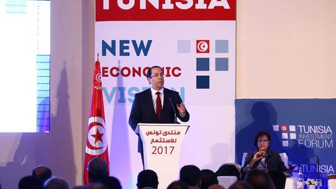 Tunus Başbakanı: Dış yatırımlar son on ayda yüzde 7 arttı