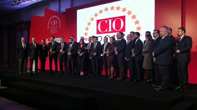CIO Ödülleri sahiplerini buldu