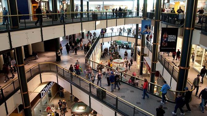 ABD'de zincir mağaza satışları yüzde 9 arttı