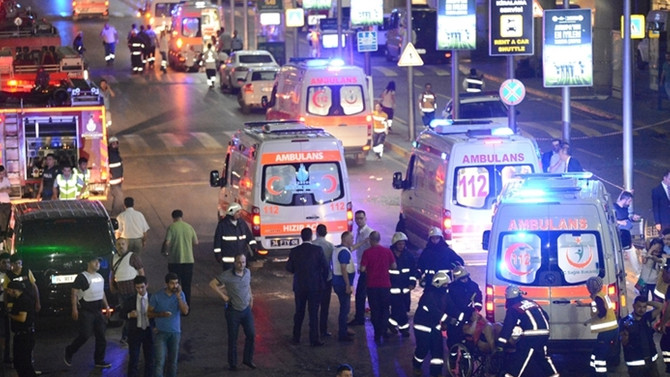 Atatürk Havalimanı saldırısını planlayan terörist öldürüldü
