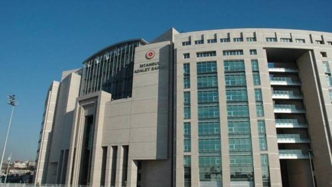 İstanbul Adliyesi'nde asansör kazası