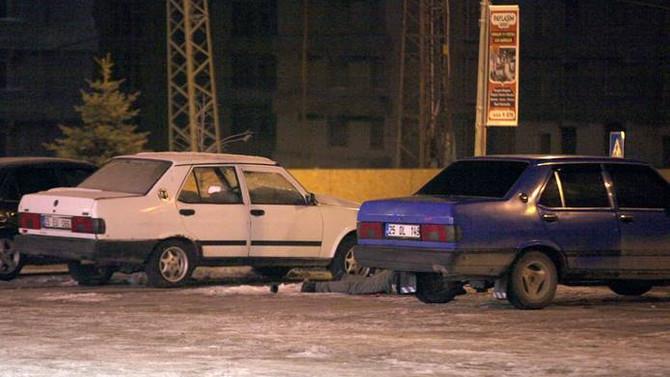Erzurum'da canlı bomba şüphesi polisi alarma geçirdi