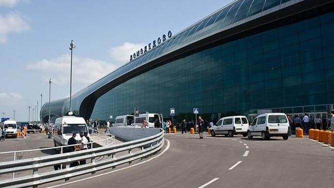 Moskova'da 100'den fazla uçuş iptal edildi