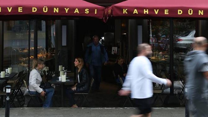 Türk kahvesiyle sınırları aştılar
