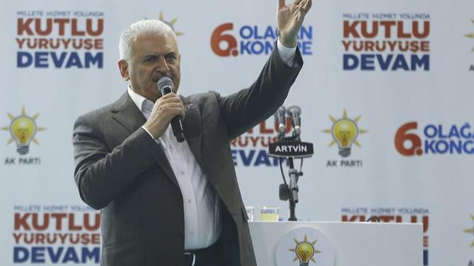 Başbakan: Muratlı kapısını Gürcistan ile beraber yapacağız