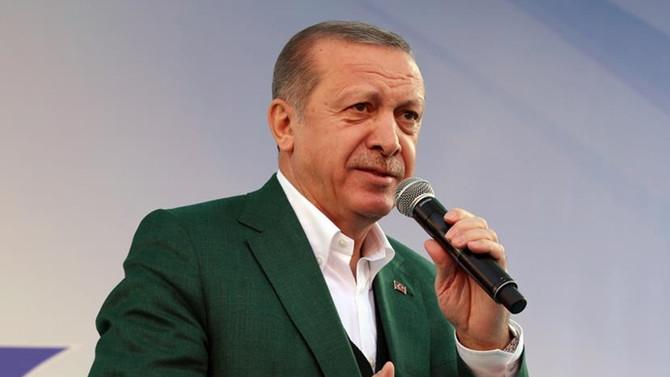 Erdoğan: Tazminatı korunma evleri için kullanacağız