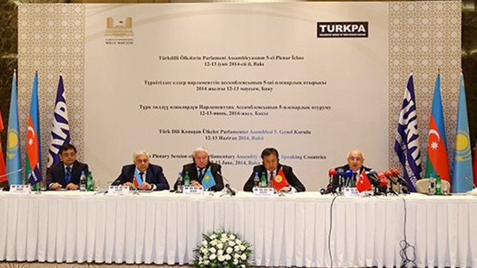 Türk dili konuşan ülkeler Kırgızistan'da toplanıyor
