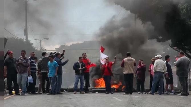 Honduras'ta seçim krizi: 1 ölü