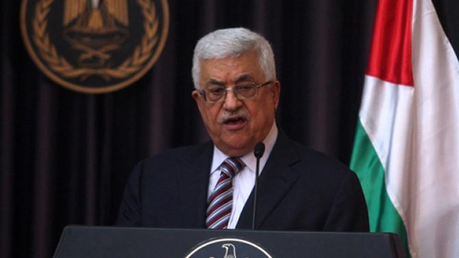 Filistin lideri Abbas'tan Kudüs diplomasisi