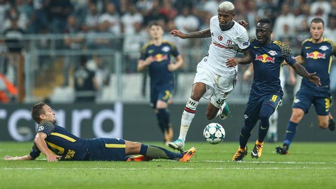 Beşiktaş son maçta Leipzig'e konuk oluyor
