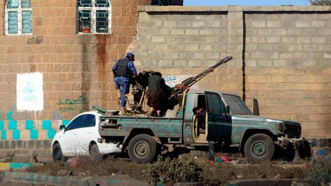 Yemen'de İran Büyükelçiliği'ne havan saldırısı