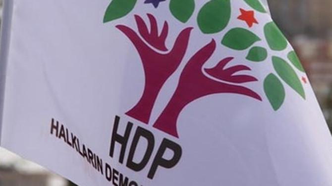 HDP'li 19 milletvekili için fezleke