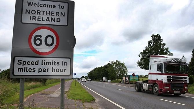 İrlanda sınırı için uzlaşma sağlandı
