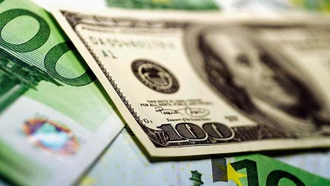 Dolar serbest piyasada 3,8740'dan açıldı