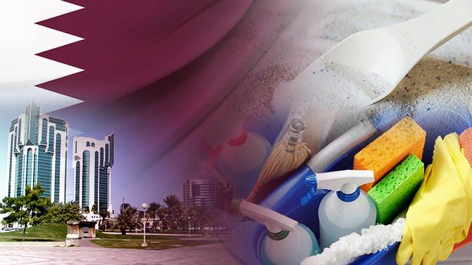 Katarlı toptancı temizlik kimyasalları ithal etmek istiyor
