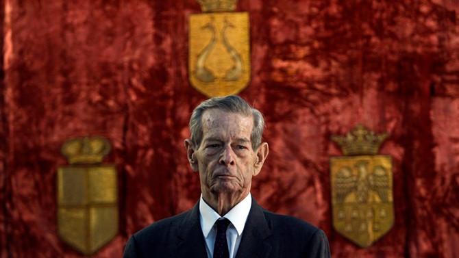 Romanya'nın eski kralı Michael öldü