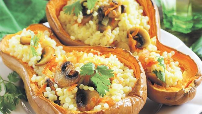 Magribilerden gelen lezzet : Kuskus