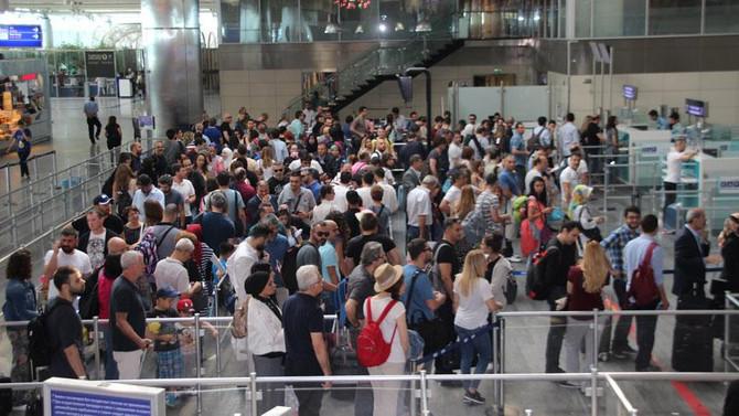 Havayolu yolcusu 179 milyonu aştı
